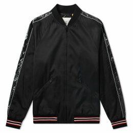 Moncler Genius - 7 Moncler Fragment Hiroshi Fujiwara - Trance Souvenir Jacket Black