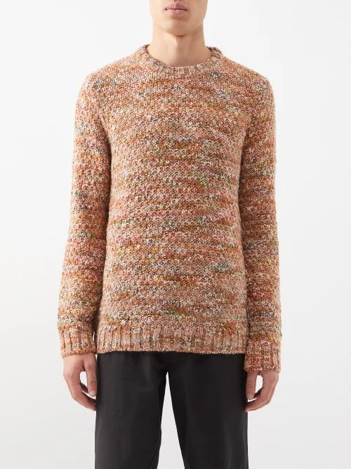 Christian Louboutin - Cousin Platerissimo Leather Brogues - Mens - Black