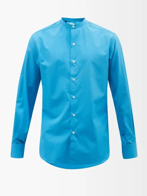 Christian Louboutin - Greggo Leather Derby Shoes - Mens - Brown