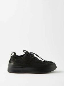 Officine Générale - Lightest Single Breasted Cotton Blend Jacket - Mens - Indigo