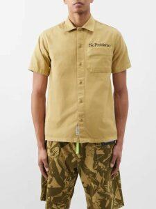 King & Tuckfield - Graham Wide Leg Jeans - Mens - Indigo