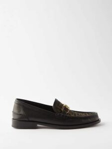 Éditions M.r - Paul High Rise Pleated Trousers - Mens - Navy