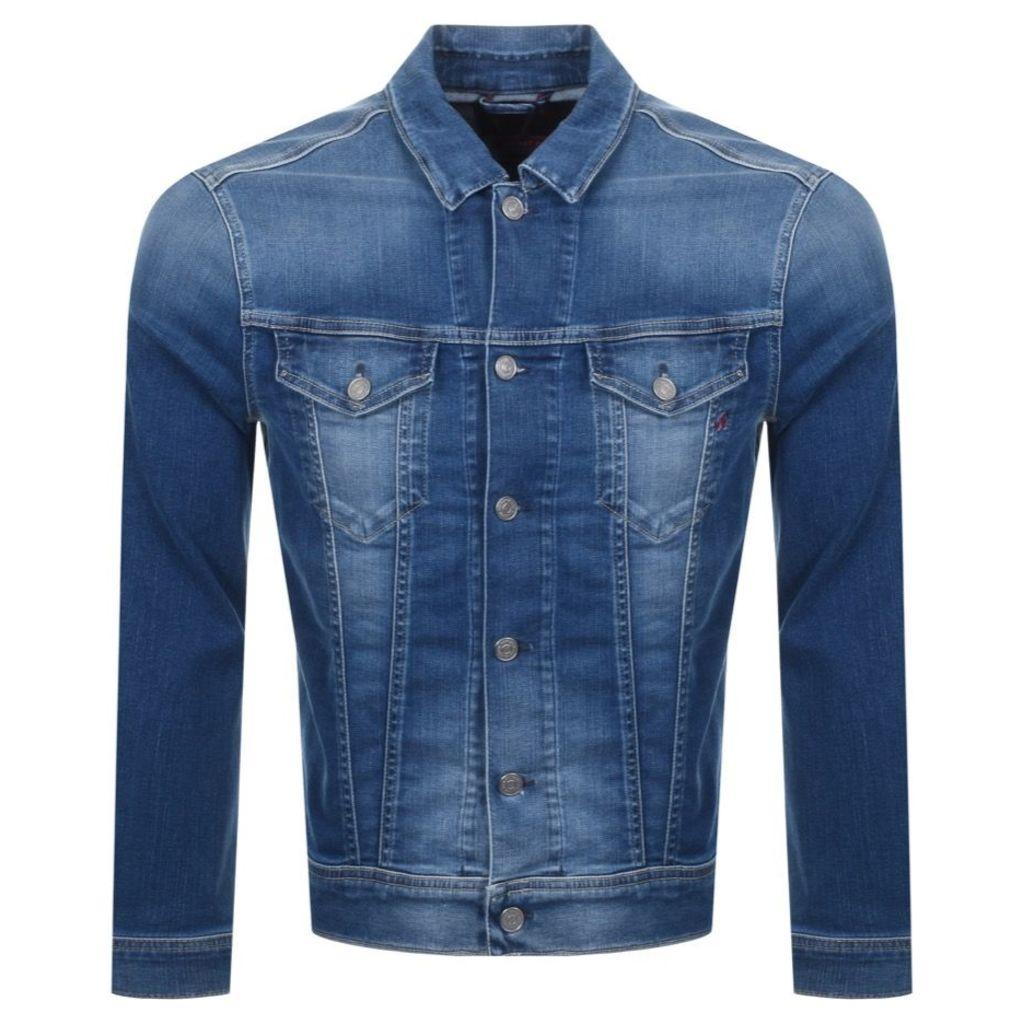 Replay Denim Jacket Blue