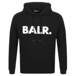 BALR Brand Hoodie Black