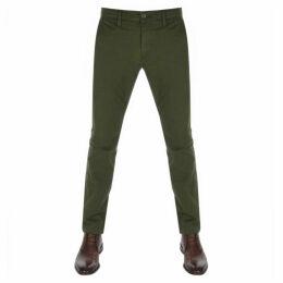 Timberland Twill Slim Chinos Green