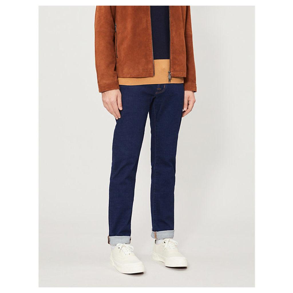 J622 regular-fit straight-leg jeans