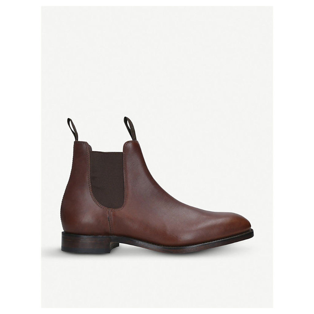 Apsley leather Chelsea boots