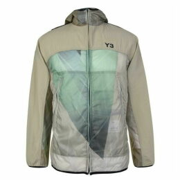 Y3 All Over Print Packable Jacket
