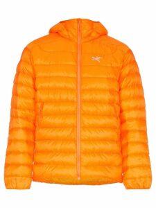 Arc'teryx Cerium padded jacket - Orange