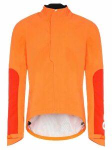 POC cycling windbreaker jacket - Orange