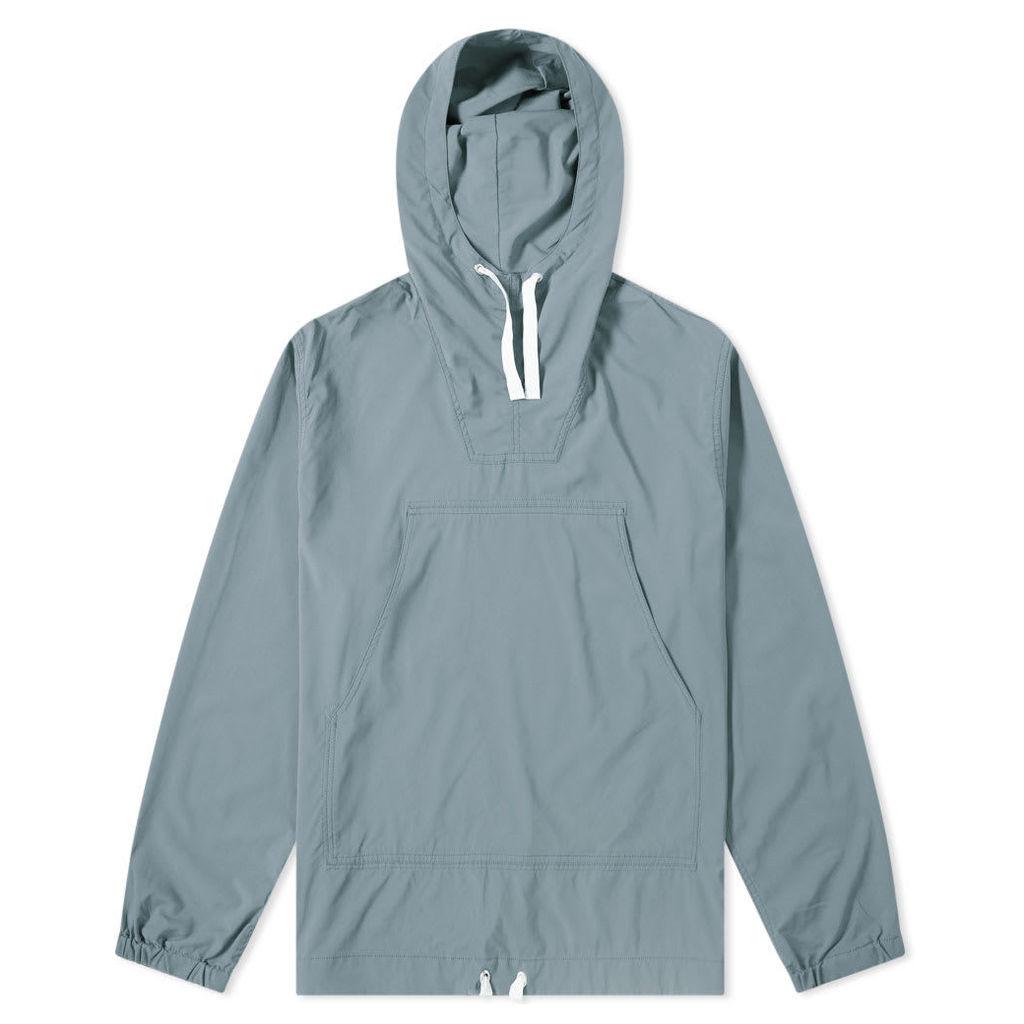 Beams Plus Mil Smock Jacket Slate Blue