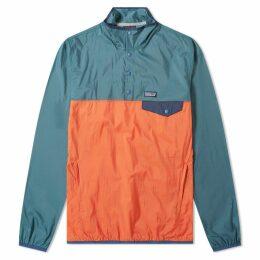 Patagonia Houdini Snap-T Pullover Jacket Sunset Orange