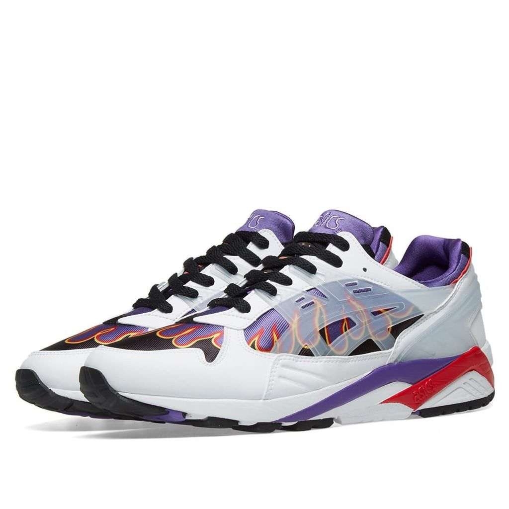 Asics x Sneakerwolf Gel-Kayano Trainer White & Clear