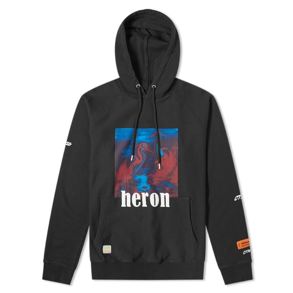 Heron Preston Heron Hoody Black