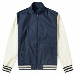 Nanamica x Slowear Varsity Harrington Jacket Navy
