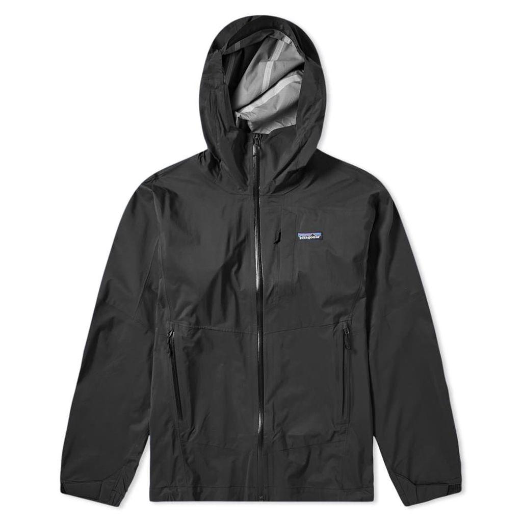 Patagonia Stretch Rainshadow Jacket Black