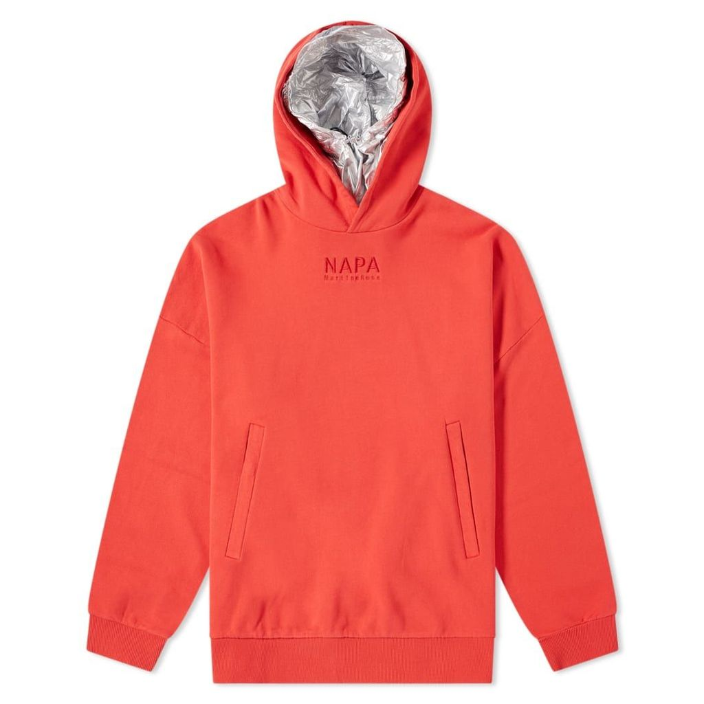 Napa by Martine Rose B-Nistos Hoody Red