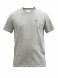 Calvin Klein 205w39nyc - Bi Colour Fringed Sleeve Sweater - Mens - Blue