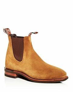 R.m. Williams Men's Comfort Craftsman Suede Chelsea Boots