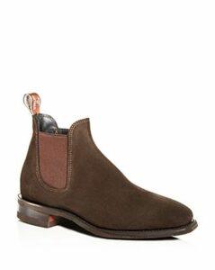 R.m. Williams Men's Sydney Suede Chelsea Boots