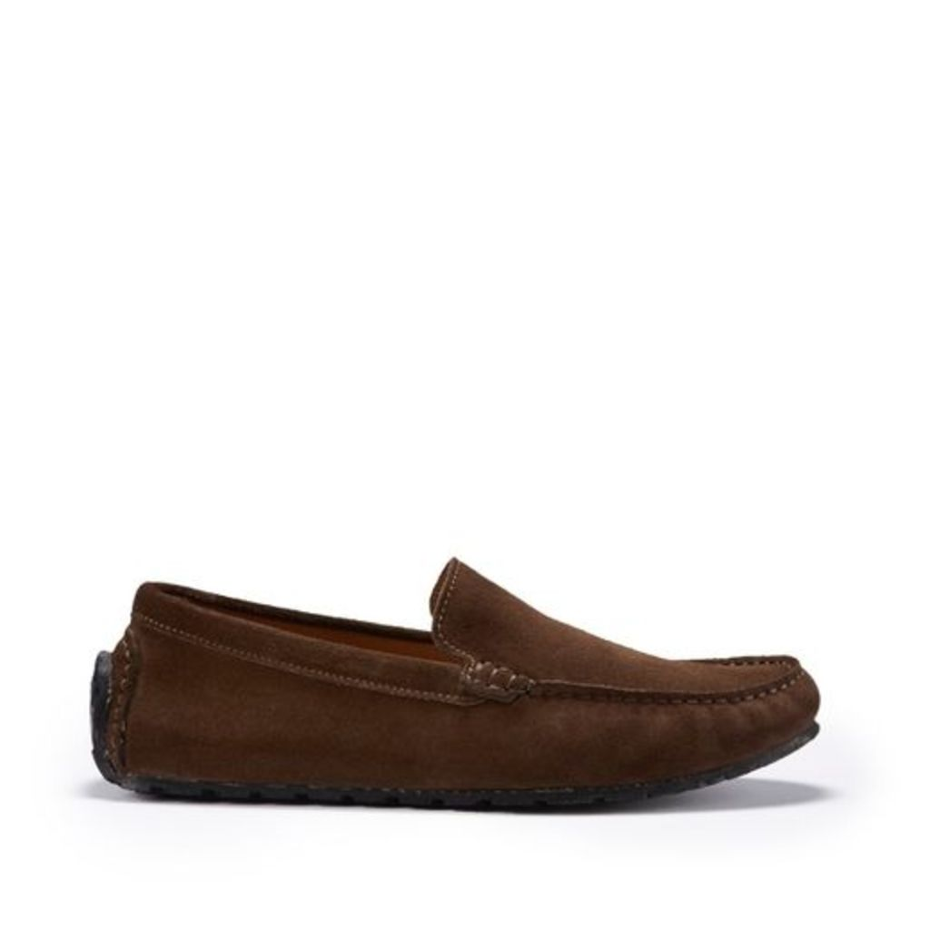 Hugs & Co Tyre Sole Penny Driving Loafers