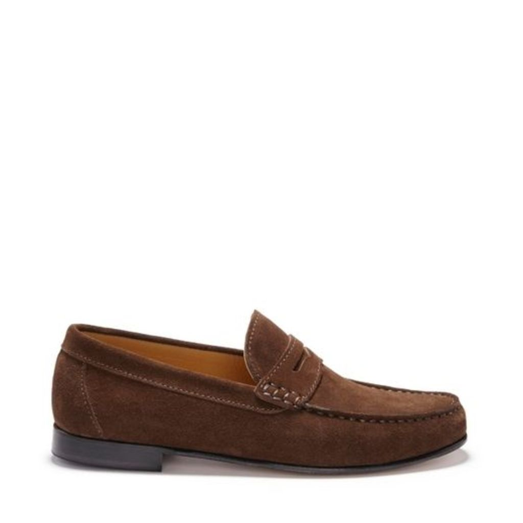 Hugs & Co Penny Loafers Suede