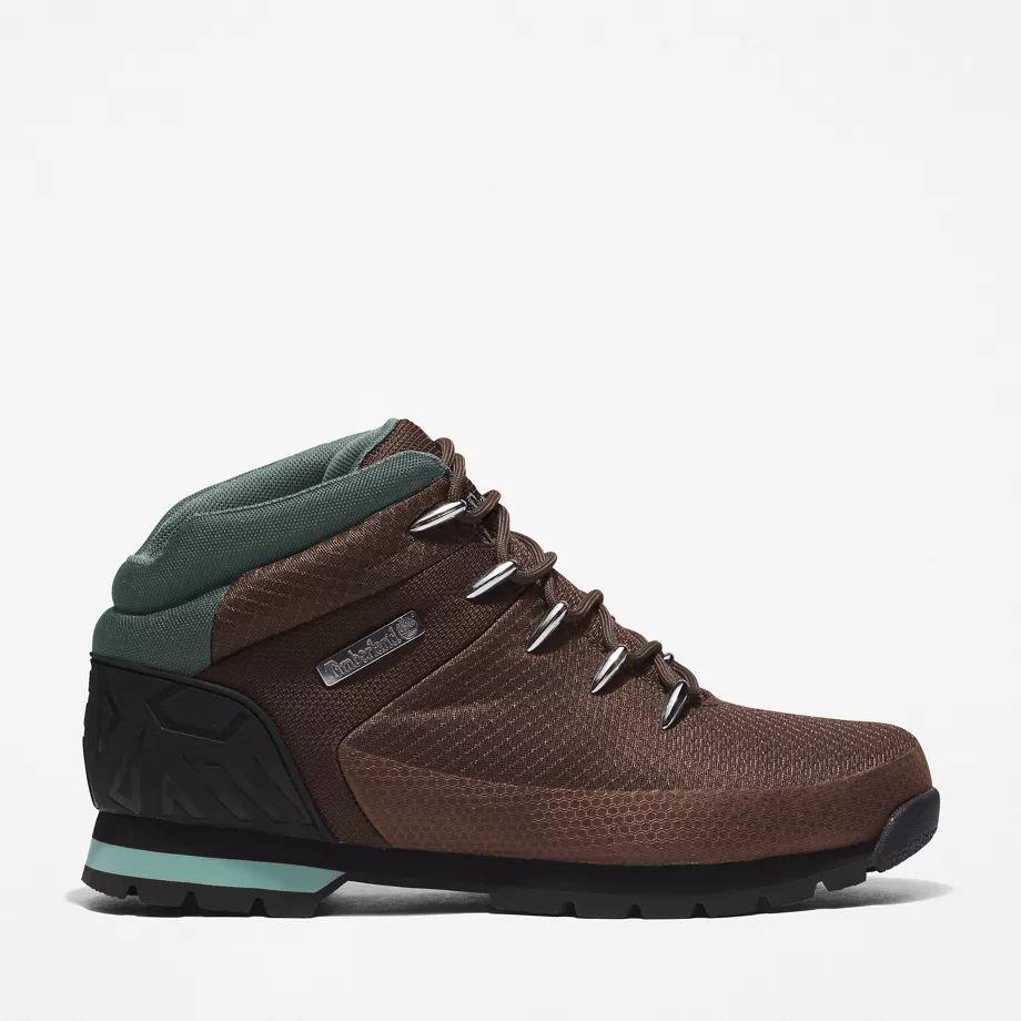 Timberland Manhan River cotton Crew neck Sweater In Grey Grey Men, Size XL