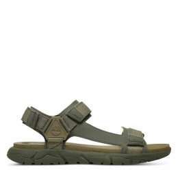 Timberland Windham Trail Sandal For Men In Dark Green Dark Green, Size 11.5