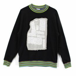 Lobo Mau - Applique Sweatshirt