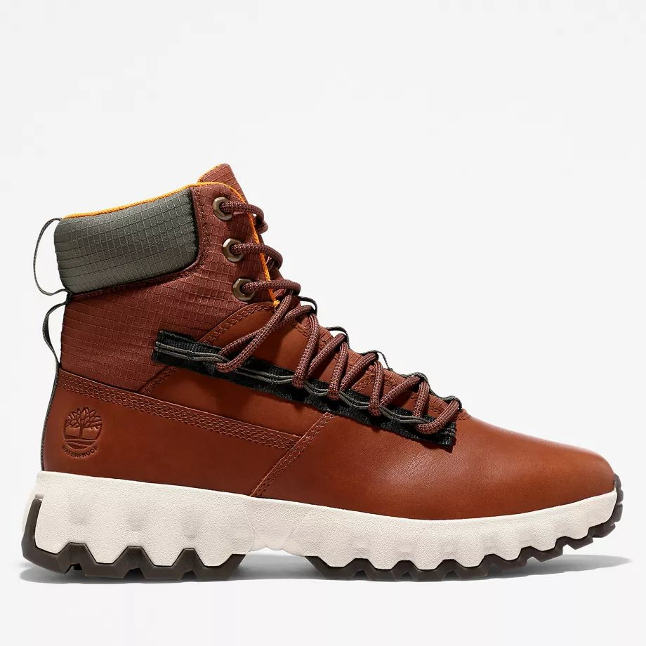 Timberland Squall Canyon Oxford For Men In Dark Brown Dark Brown, Size 11.5