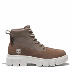 Timberland 6 Inch Boot Earth For Men In Brown Brown, Size 6.5