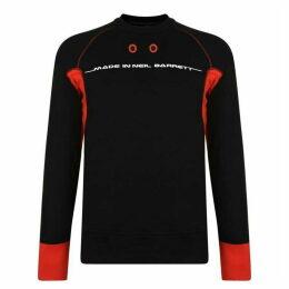 Neil Barrett Scuba Sweatshirt