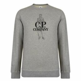 CP Company Sailor Logo Sweatshirt