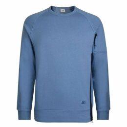 CP Company Zip Vent Sweatshirt