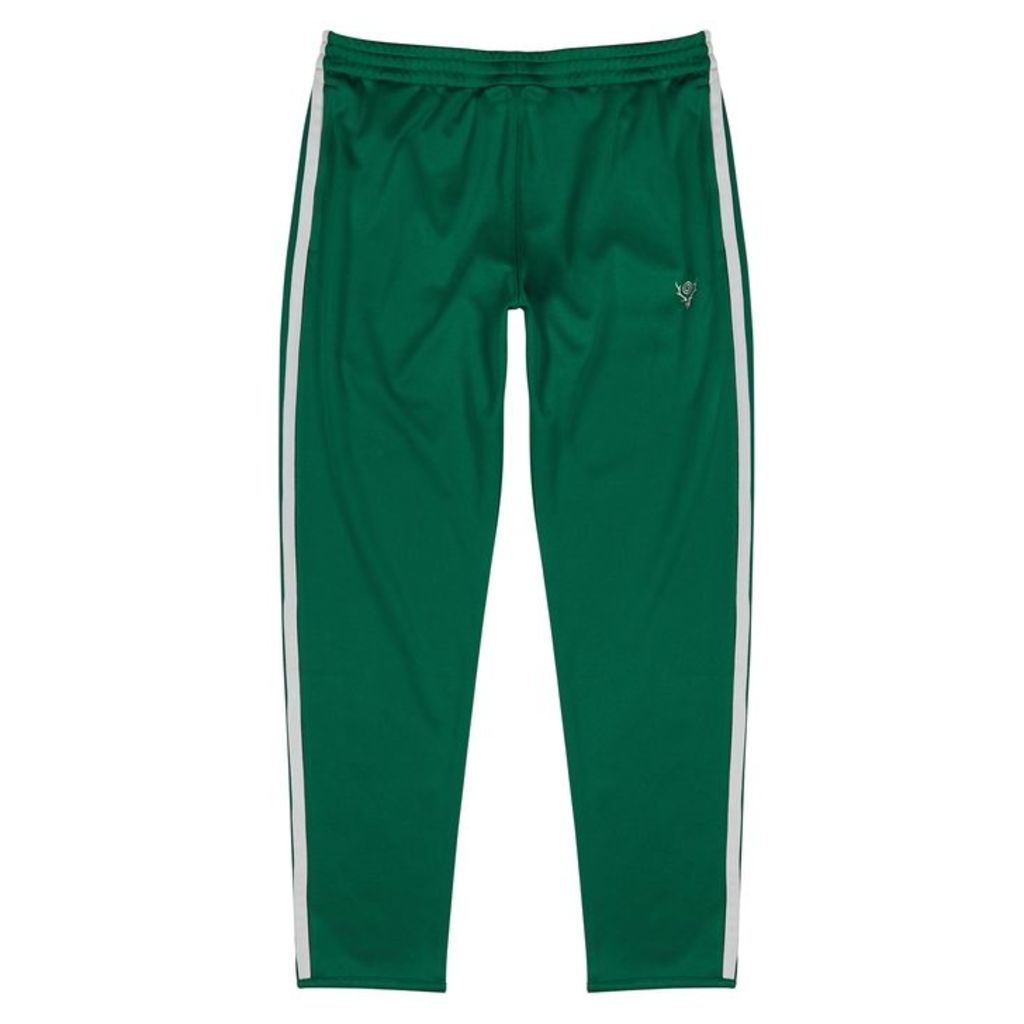 South2 West8 Trainer Teal Jersey Sweatpants