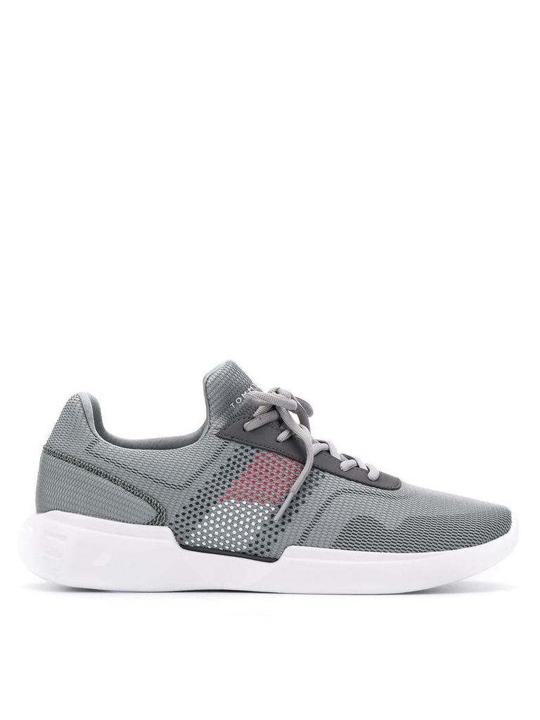 Tommy Hilfiger Corporate sneakers - Grey
