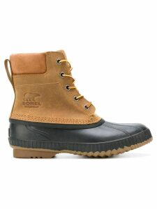 Sorel lace-up ankle boots - Brown