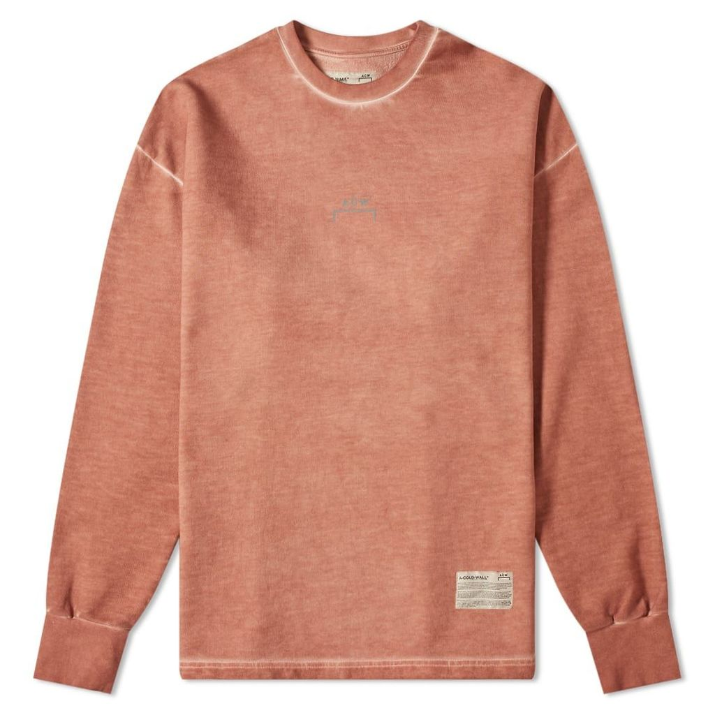 A-COLD-WALL* Logo Sweat Rust