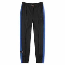 Unravel Project Taped Track Pant Black & Blue