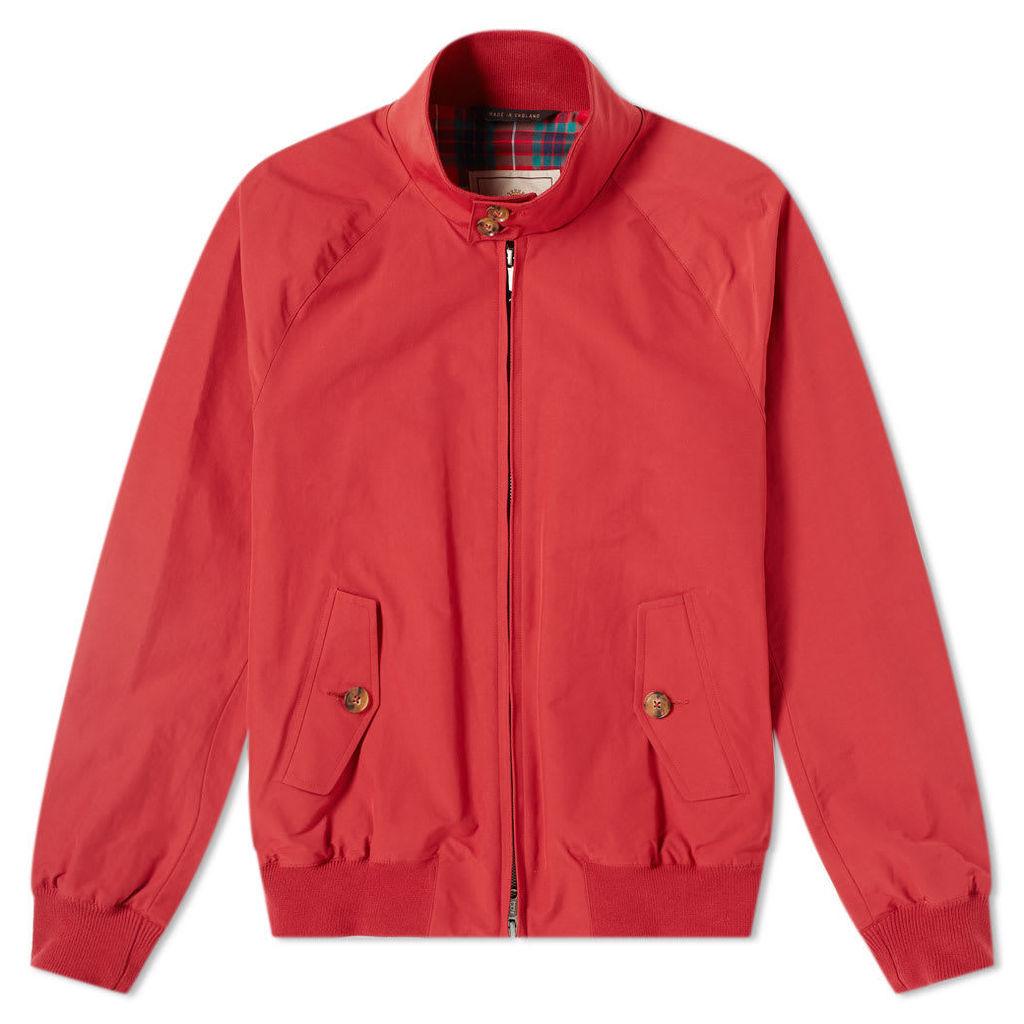 Baracuta G9 Original Harrington Jacket Dark Red