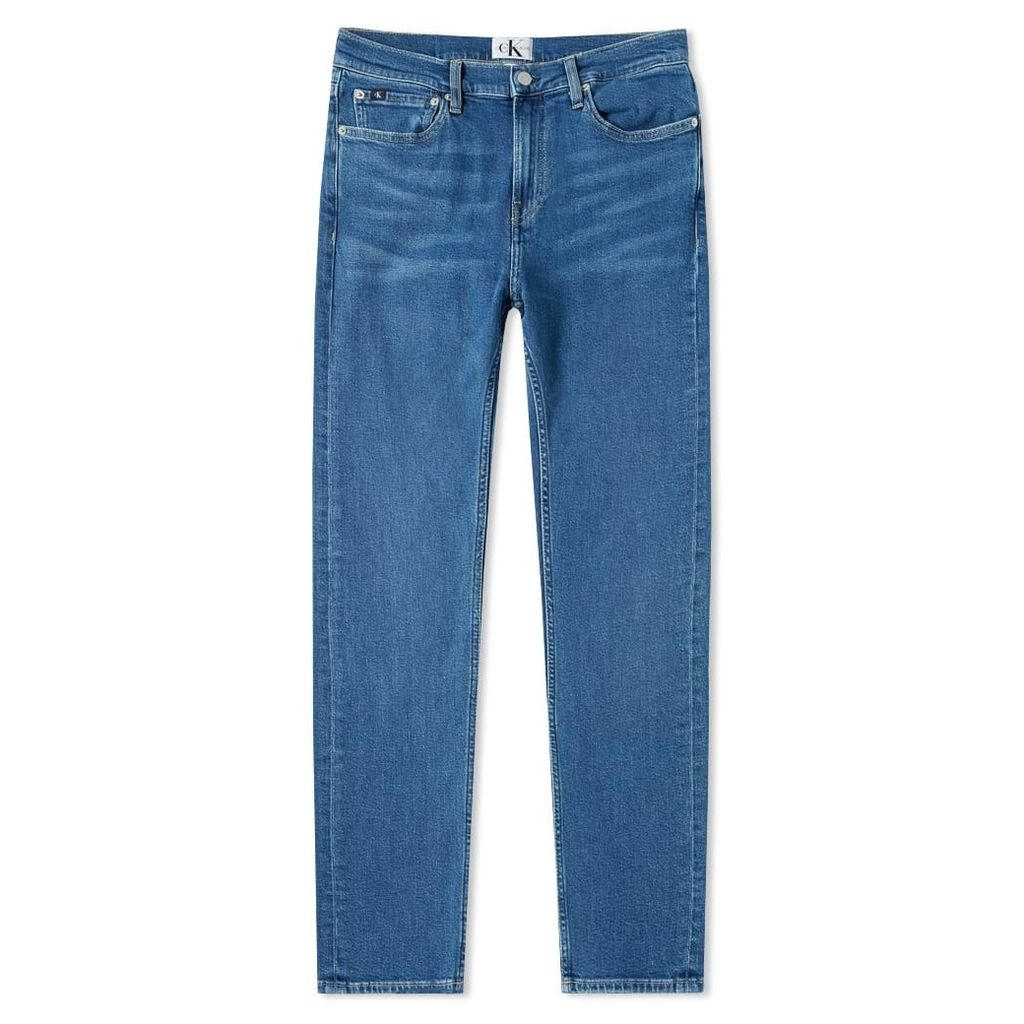 Calvin Klein 026 Slim Fit Jean Iconic Dark Stone