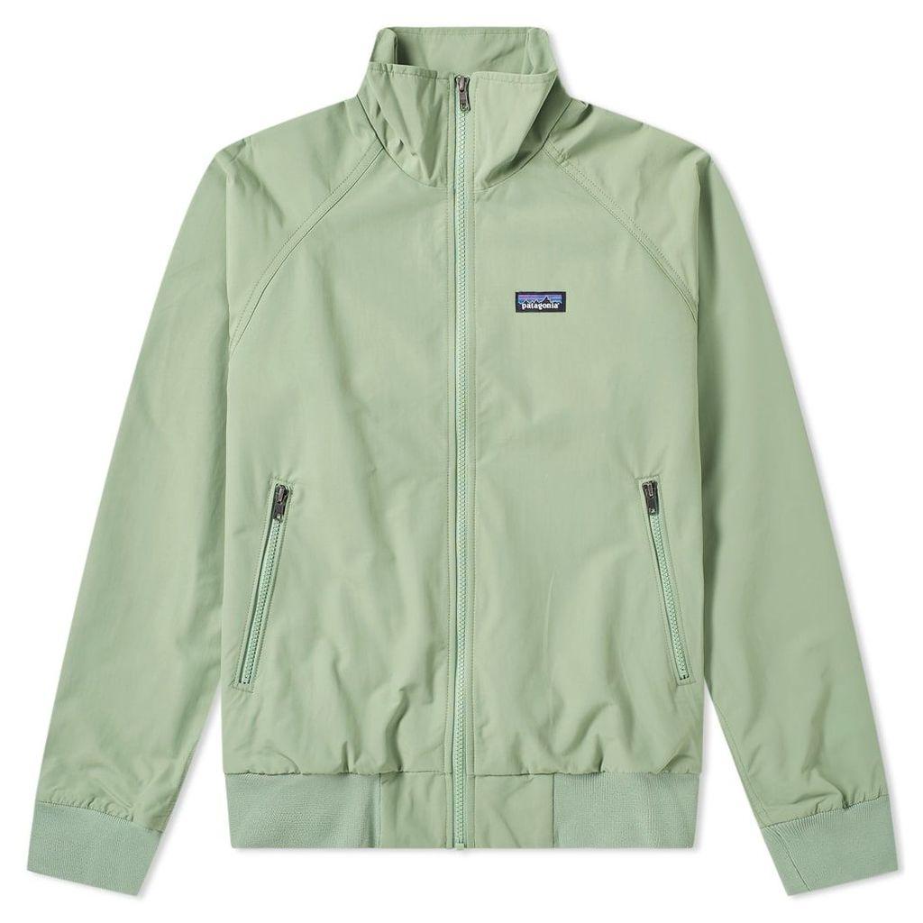 Patagonia Baggies Jacket Matcha Green