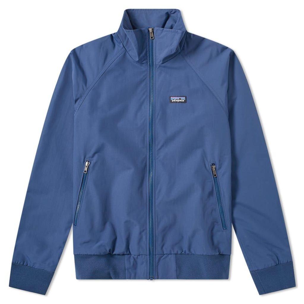 Patagonia Baggies Jacket Stone Blue