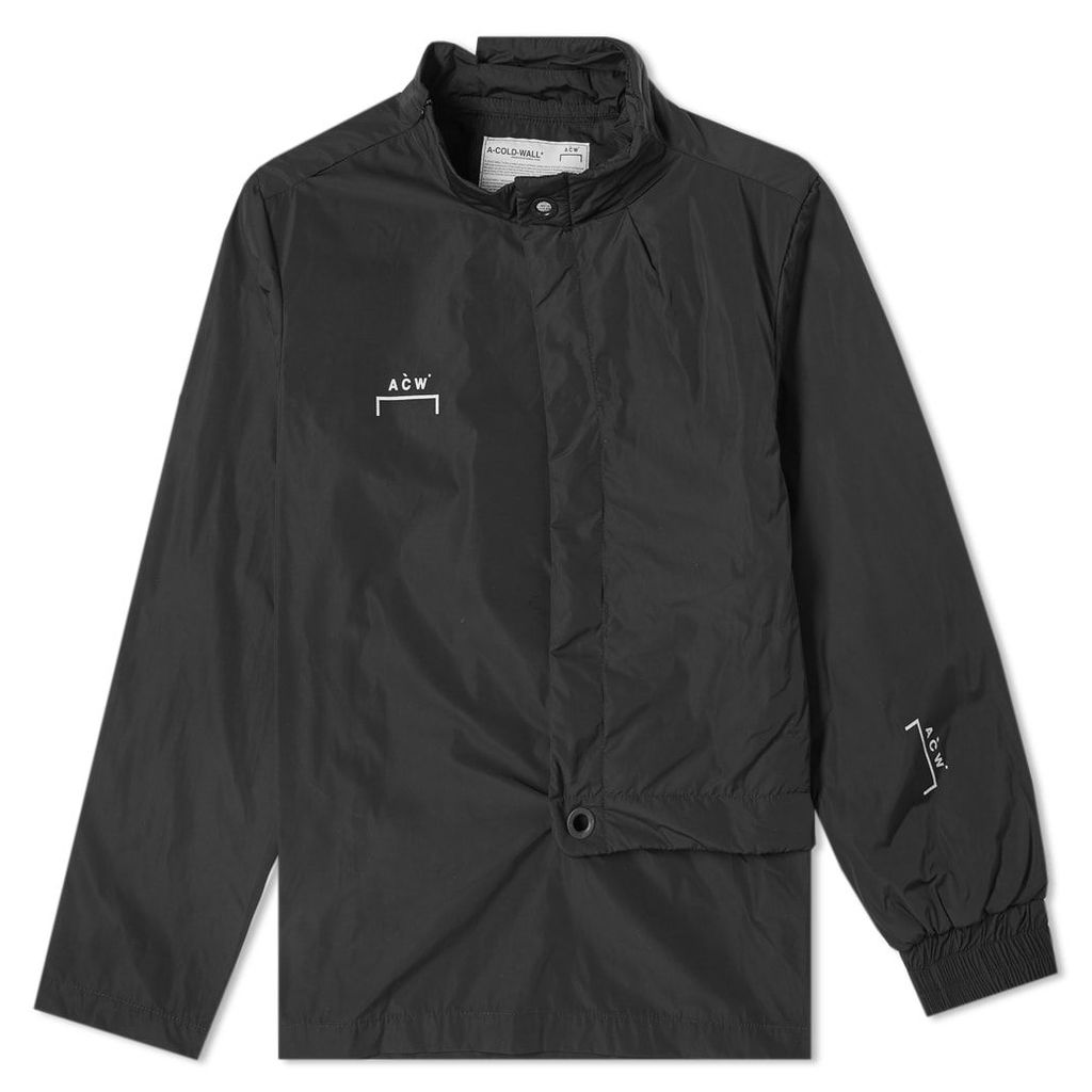 A-COLD-WALL* Padded Split Panel Sweat Black