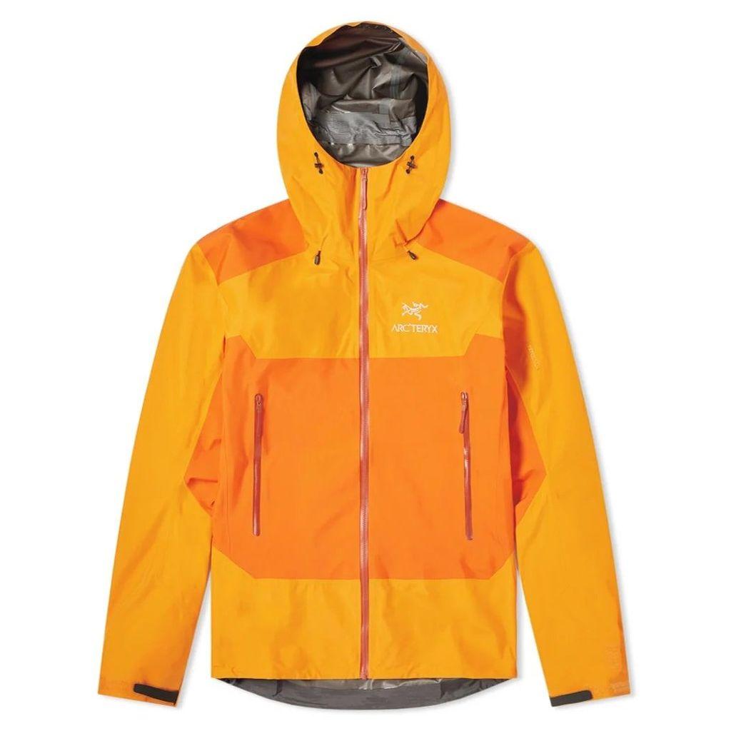 Arc'teryx Beta SL Gore-Tex Hybrid Jacket Beacon Orange