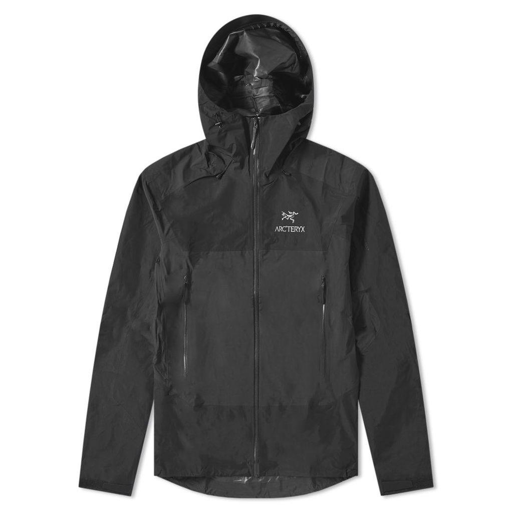 Arc'teryx Beta SL Gore-Tex Hybrid Jacket Black