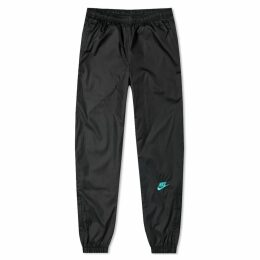 Nike x Atmos Vintage Patchwork Track Pant Black & Hyper Jade