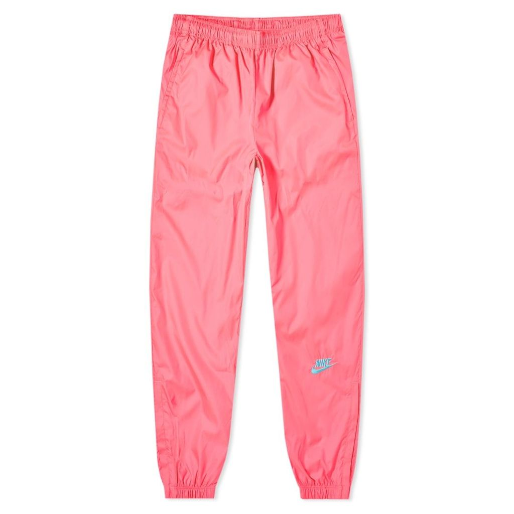 Nike x Atmos Vintage Patchwork Track Pant Hyper Pink & Hyper Jade