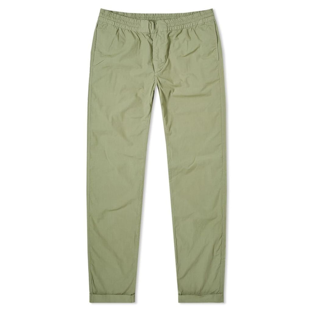 Paul Smith Drawstring Relaxed Pant Olive