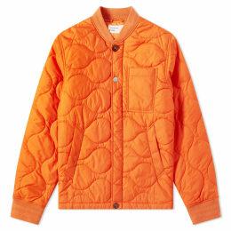 Universal Works Carlton Jacket Orange